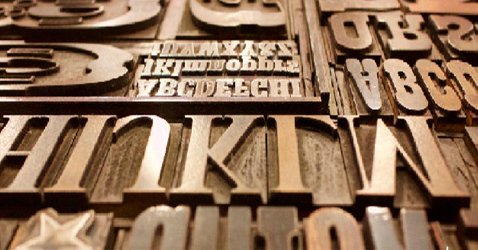 La tipografía